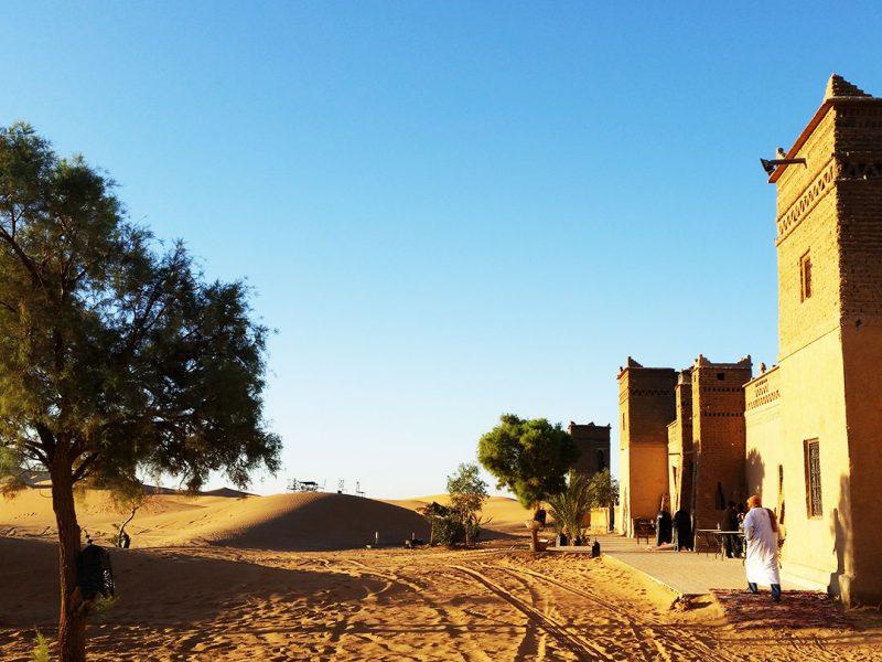 Moroccan Family Naim Benjelloun Morocco Tour Trip Desert Sahara Fes Marrakech Chefchaouen