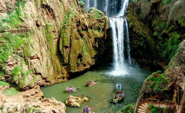 Morocco Waterfall Tours & Excursions