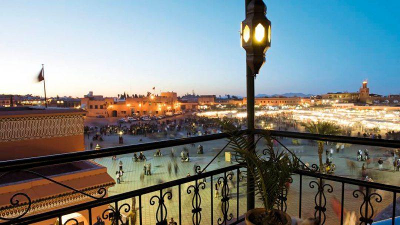 Morocco Marrakech Jamaa El Fanae Tours & Excursions
