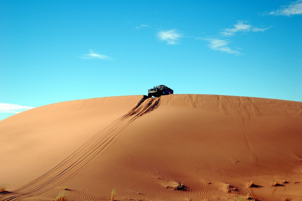 Moroccan Family Sahara Trekking Desert Tours & Excursions